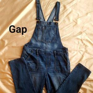 Gap Vintage Womens Stretch Overalls